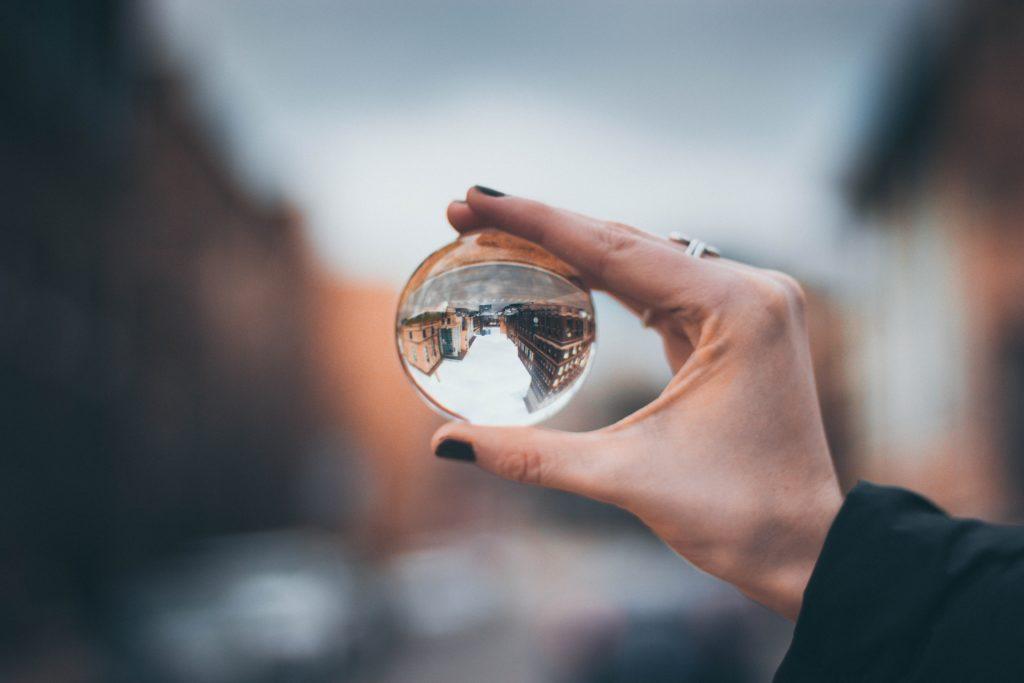 Ein Perspektivwechsel kann heilsam sein, auch für Hochsensible und Hochbegabte.